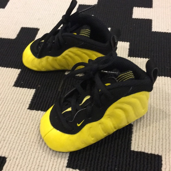 foamposite baby shoes